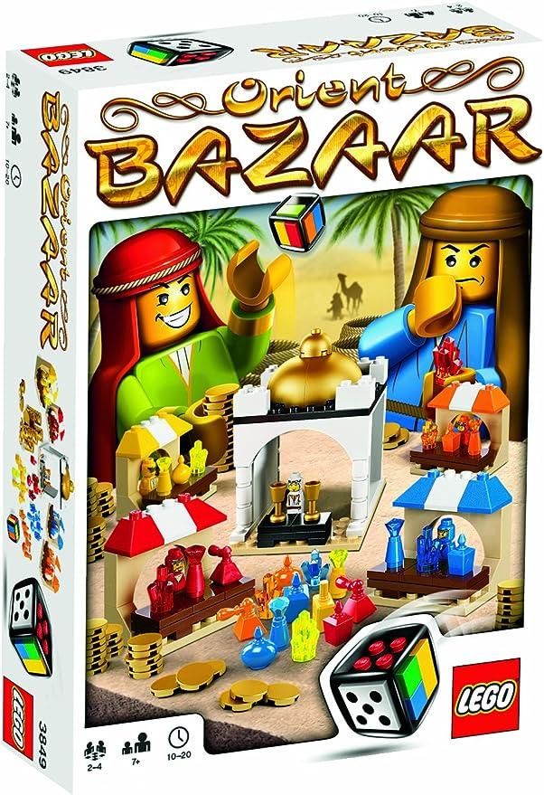 LEGO Juegos - Bazar oriental [versión en inglés]: Amazon.es: Juguetes y juegos