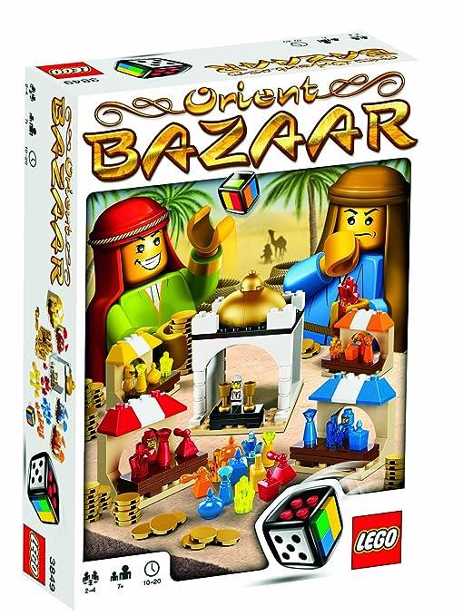 Lego Spiele 3849 Orient Bazaar Amazonde Spielzeug