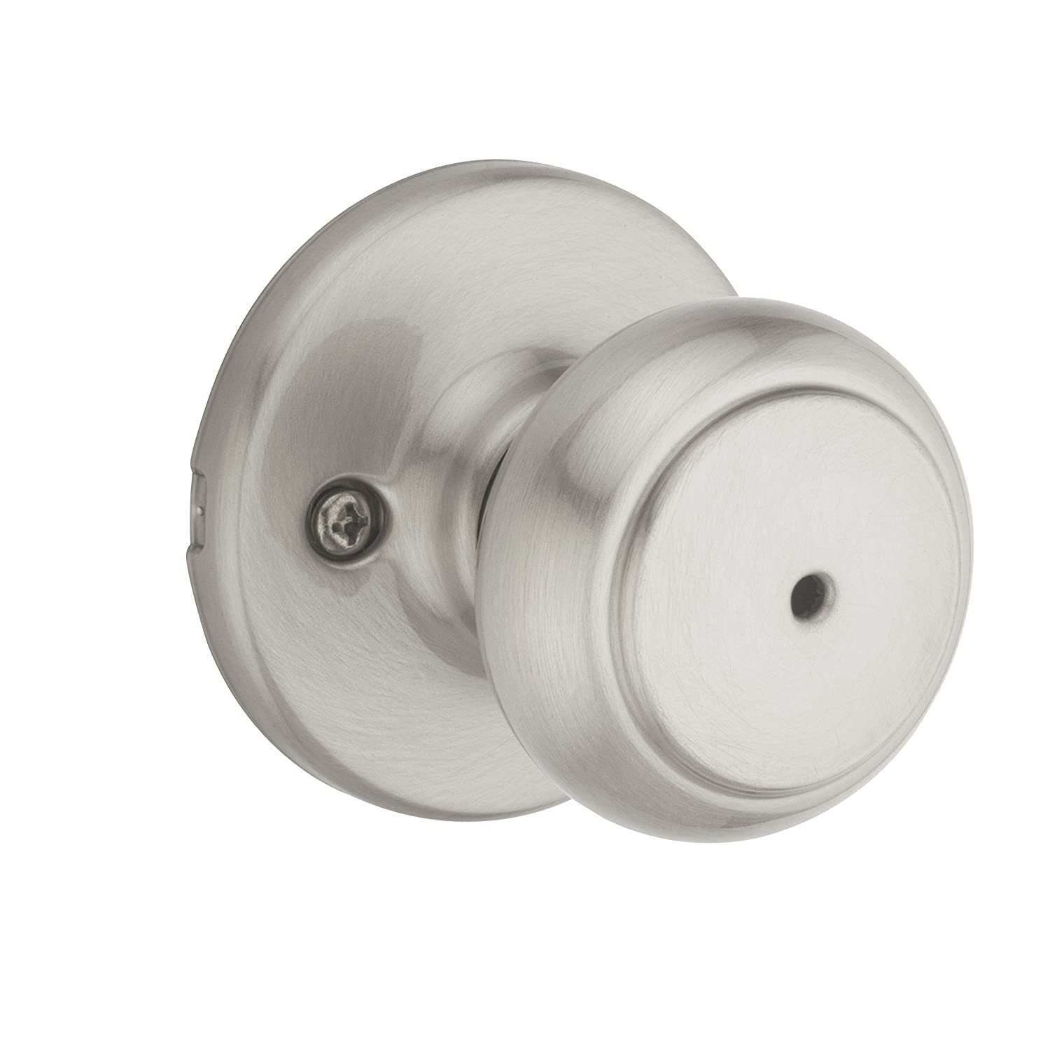 Kwikset 93001-868 Cove Privacy Knob Lockset Venetian Bronze