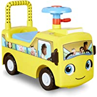 Little Baby Bum Wheels On The Bus Scoot & Push Ride On by Little Tikes