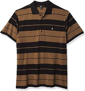 Volcom Men's Olmos Short Sleeve Polo Shirt