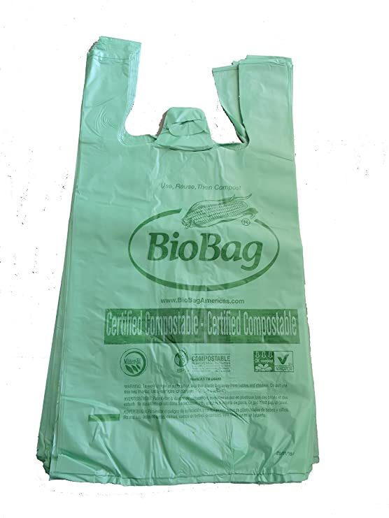 Amazon.com: Bolsas de basura de playera de tamaño Regular ...