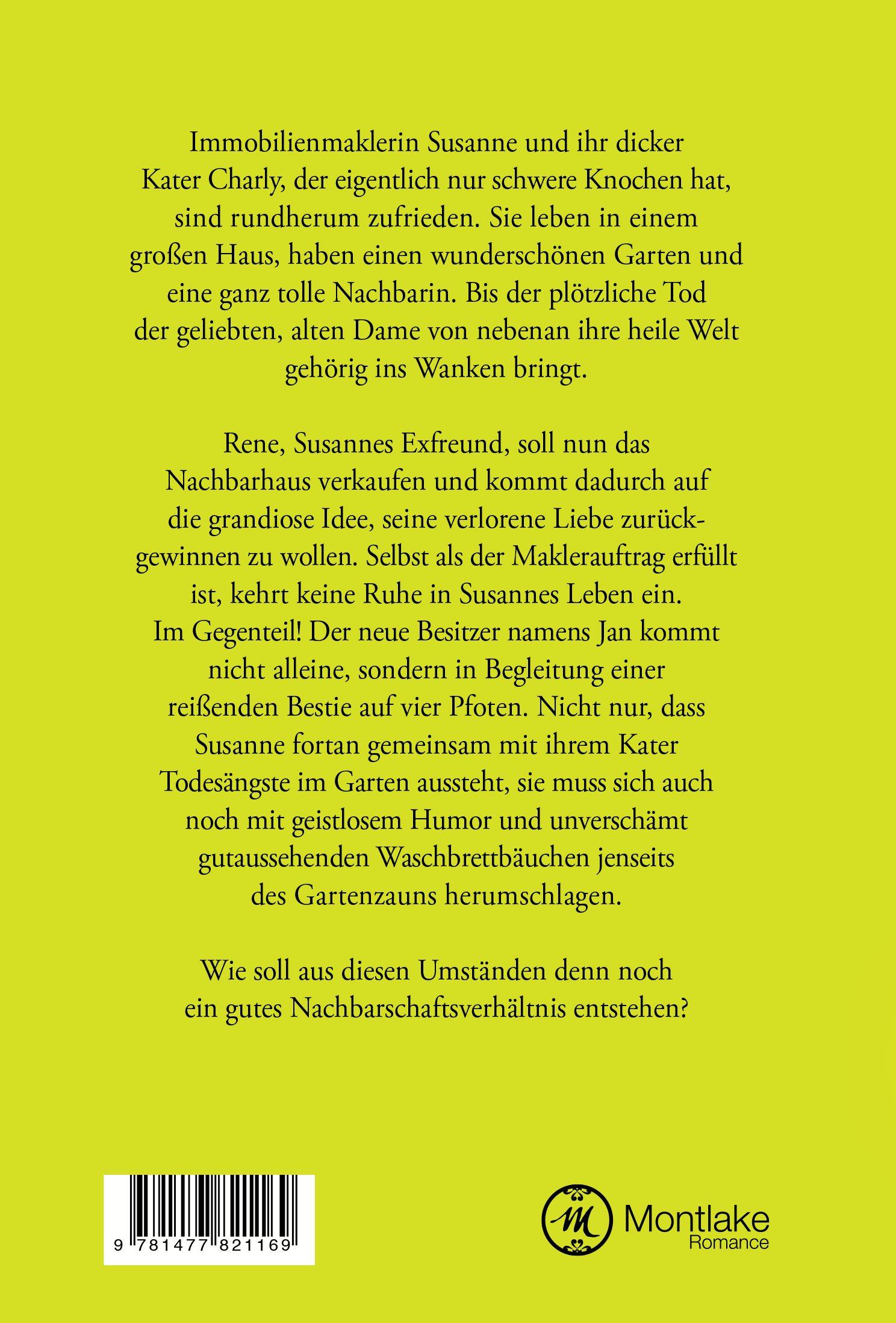 Nachbarschaftsverhältnis: Amazon.de: Johanna Danninger: Bücher