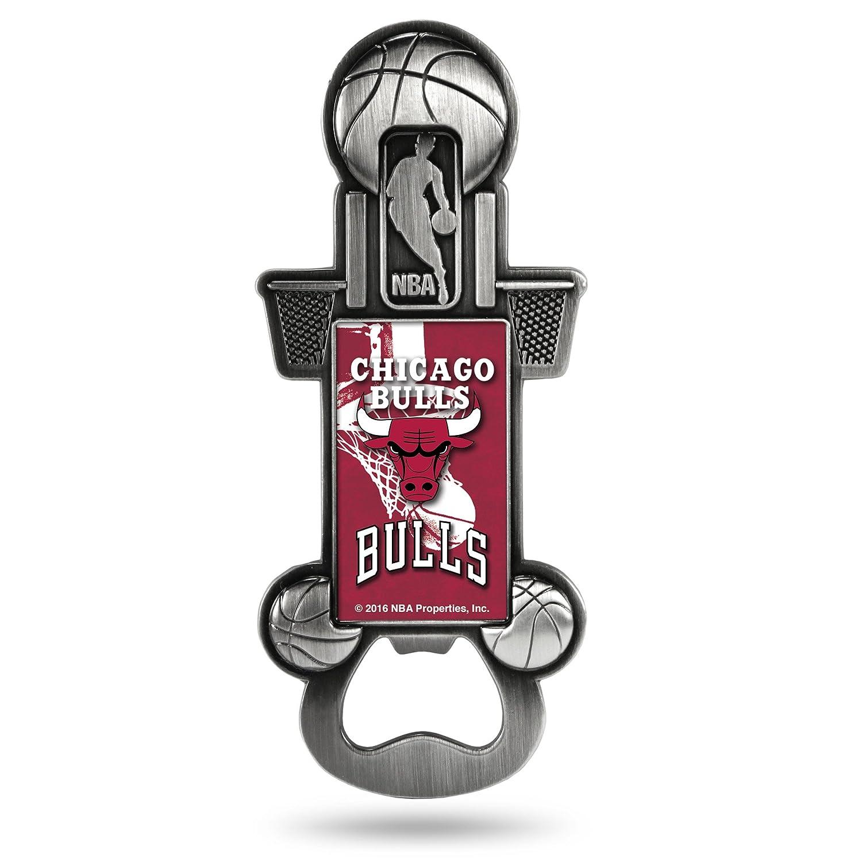 NBA Bulls Party Starterスポーツファンチャーム、マルチカラー、1サイズ B01ELWHMN0