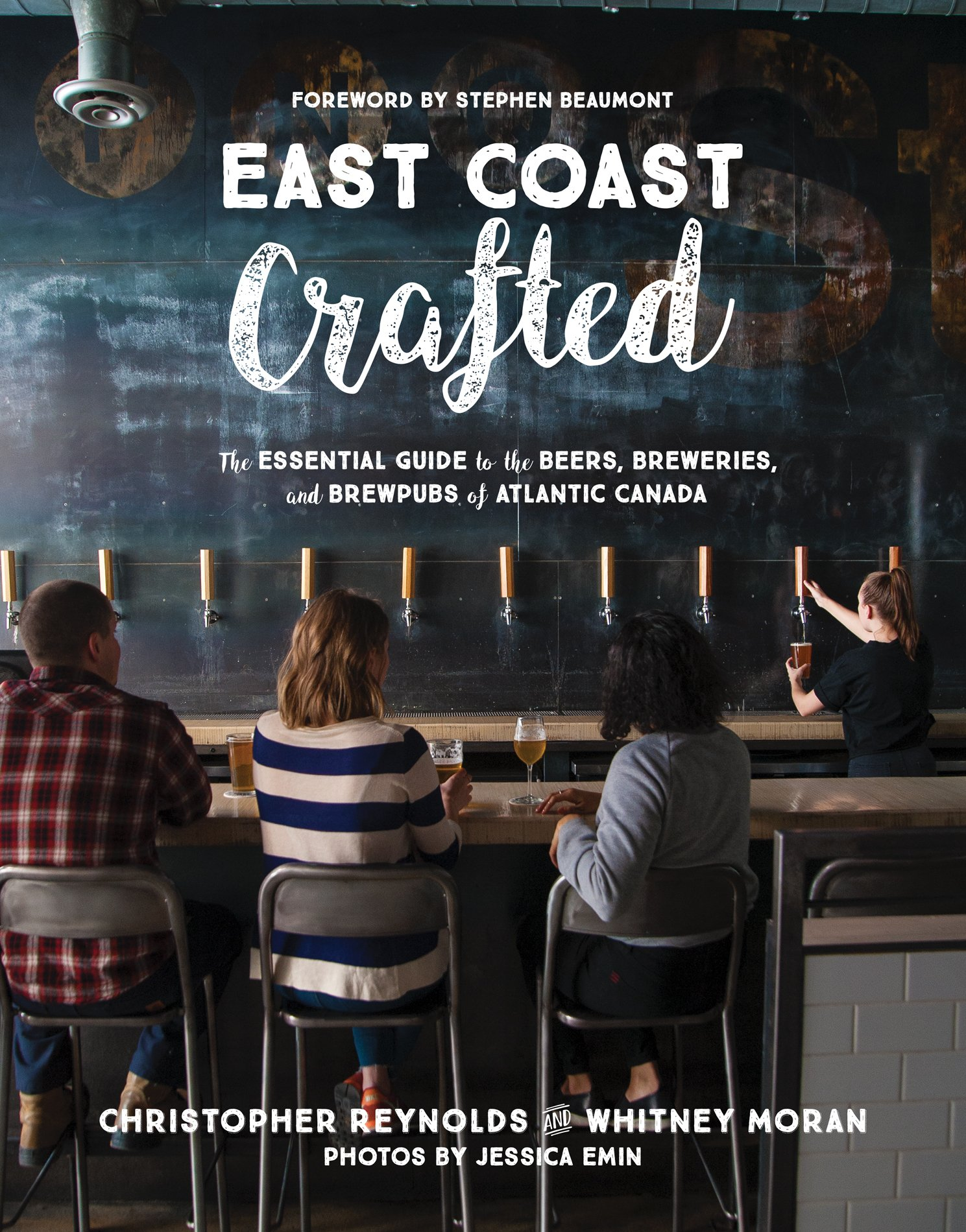 Download East Coast Crafted: The Essential Guide to the Beers, Breweries, and Brewpubs of Atlantic Canada pdf epub
