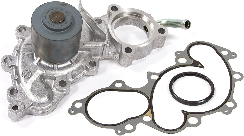 Evergreen TBK240MWPACT Fits 93-95 Toyota 4Runner Pickup T100 3.0L 3VZE Timing Belt Kit AISIN Water Pump