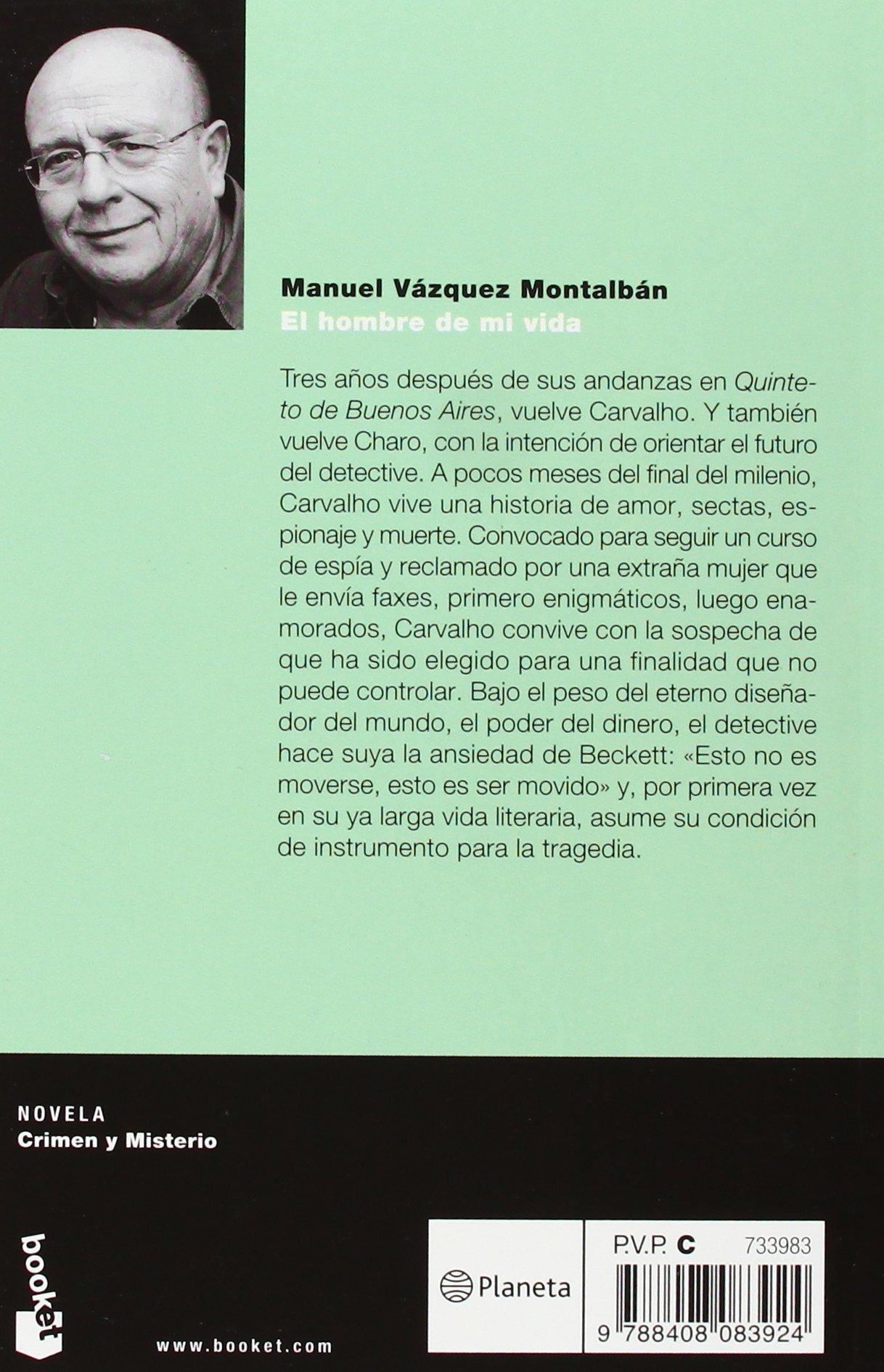 El hombre de mi vida (Crimen y Misterio): Amazon.es: Manuel ...