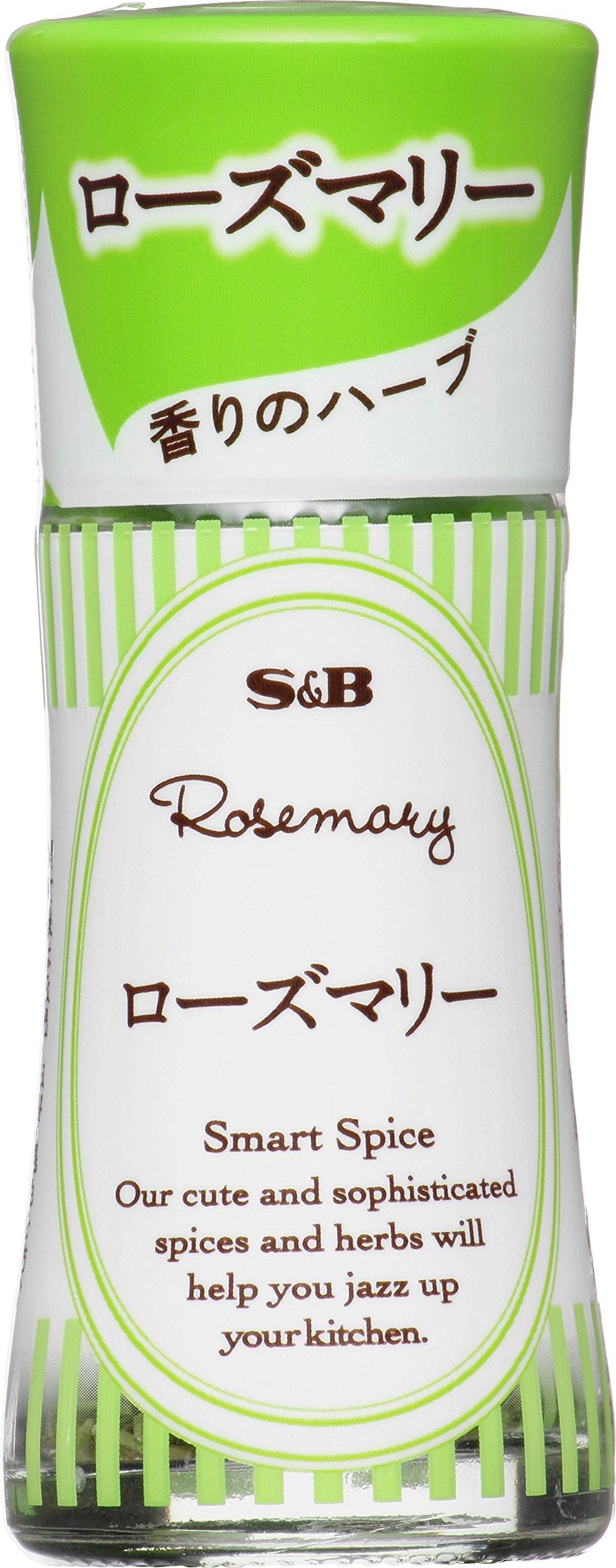S & B Smart Spice Rosemary 4.2gX5 pieces