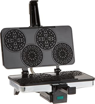 CucinaPro Iron Pizzelle Maker