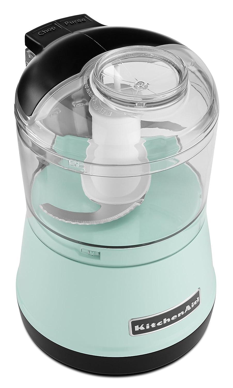 Amazon.com: KitchenAid KFC3511IC 3.5 Cup Food Chopper, Ice ...