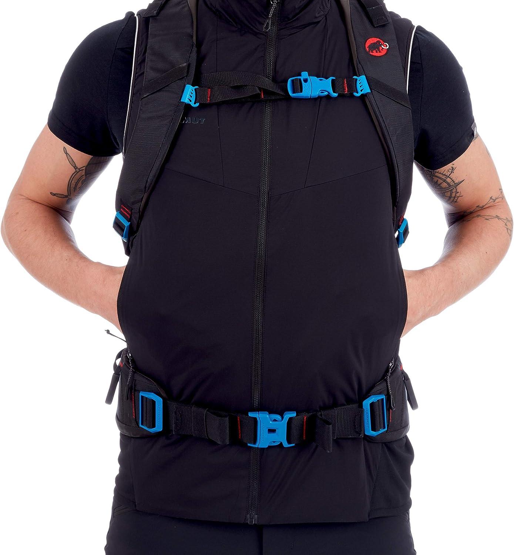Black Mammut Rime Light IN Flex Vest