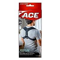 ACE Posture Corrector, Adjustable, Fits Men and Women, Helps Promote Better Posture...