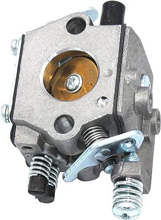 Amazon.com: SeekPro - Carburador de repuesto para motosierra ...