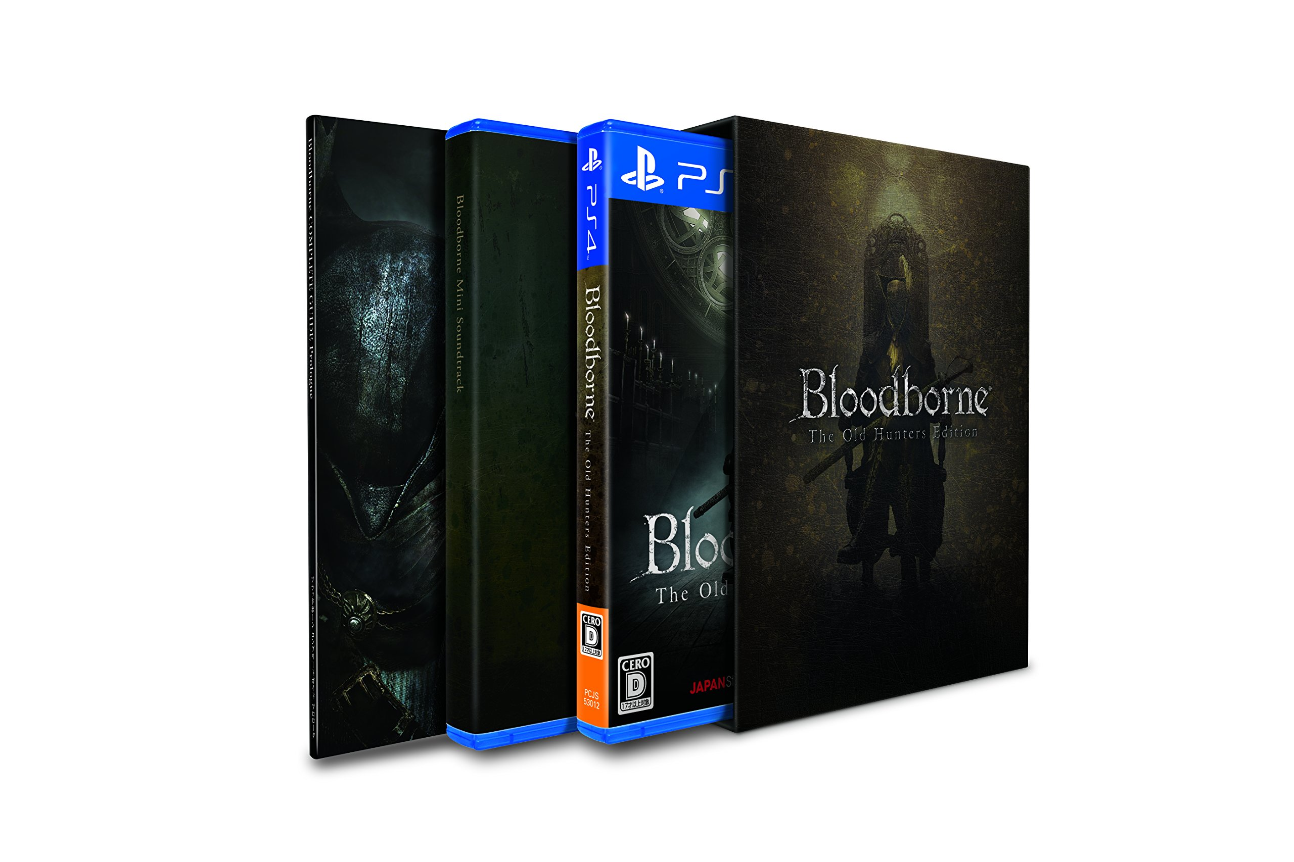 Bloodborne The Old Hunters Edition (Japan Version)