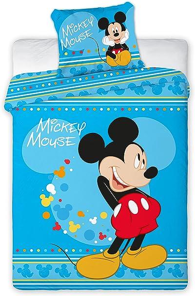 Sacco Copripiumino Disney.Sacco Copripiumino 1 Federa Disney Mickey Mouse Per Culla
