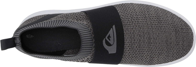 Quiksilver Men's Amphibian Plus Slip-on Ii Water Shoe: Shoes