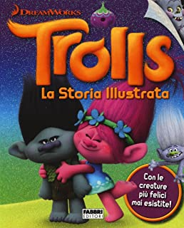 Trolls blu ray : amazon.it: poppy branch brigida chef: film e tv