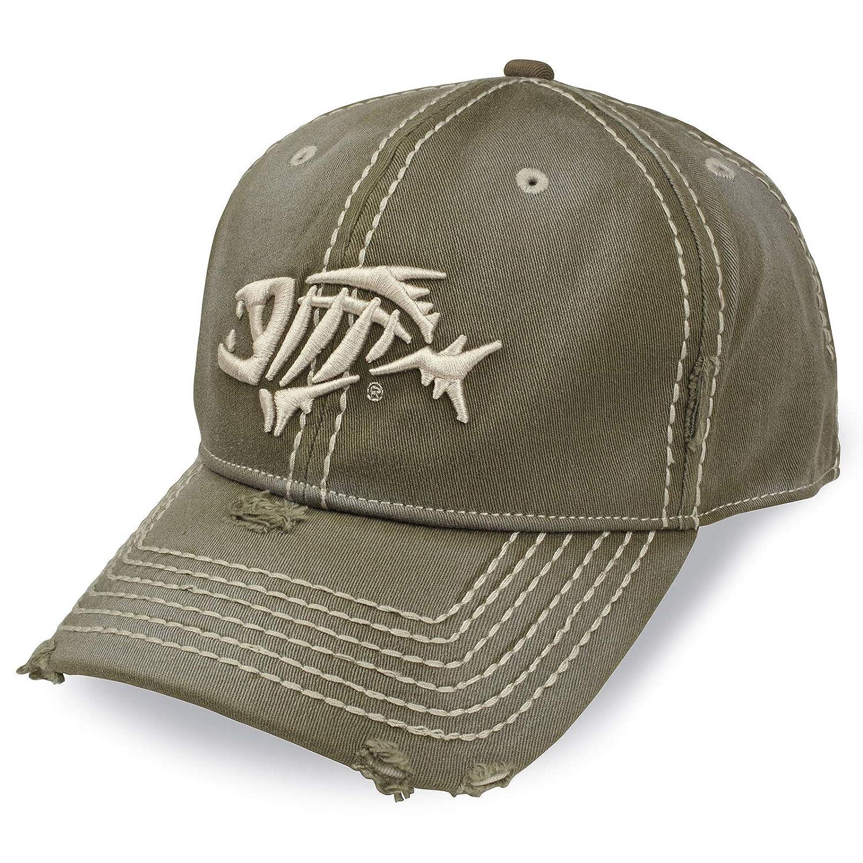 cee786bdd87 Amazon.com  G. Loomis A-Flex Distressed Hat  Sports   Outdoors