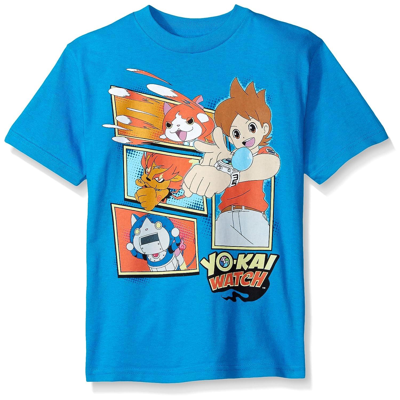 Yo Kai Boys Short Sleeve T-Shirt