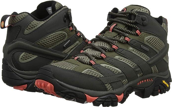 Chaussures de Randonn/ée Hautes Femme Merrell Moab 2 Low Lace