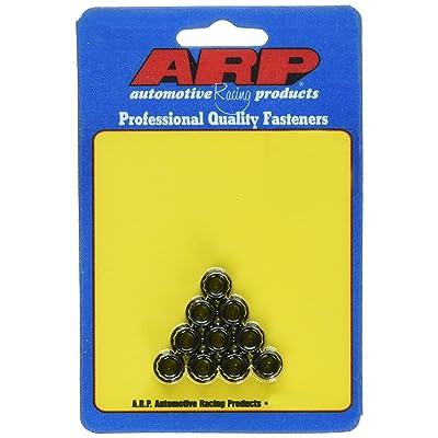 """ARP 301-8340 1/4""""-20 12-Point Nut - 10 Piece: Automotive"""