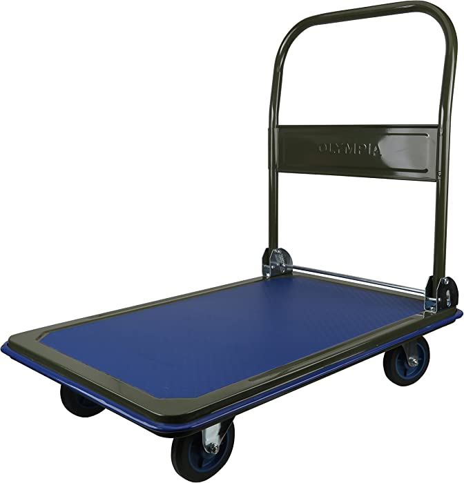 Top 9 Metal Office Cart Flat Bed