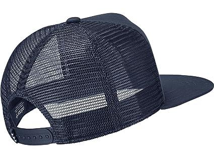 adidas Trefoil Trucker Gorra de Tenis, Mujer, Azul (azubri/Blanco), Talla Única