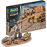 """Revell 03252 """"Sd.Kfz.11 Pak 40"""" Model Kit"""