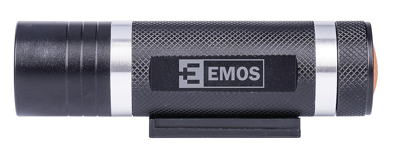 Black Emos P3920 4/x 15/x 21/cm bicicleta luz delantera Aluminio trasera 1/+ 3/x LED Chip para 3/+ 2/x AAA