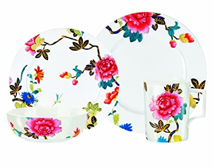 0581cbddd9e08 Spode Bone China Isabella Place Setting