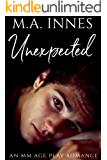Unexpected: A M/m Age Play Romance