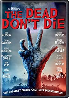 Book Cover: The Dead Don't Die