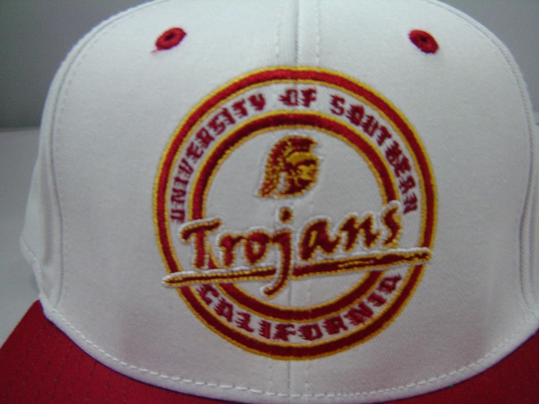 ff582736ab9 Amazon.com   NCAA USC Trojans University of Southern California Spinner 2  Tone Snapback Cap   Sports   Outdoors