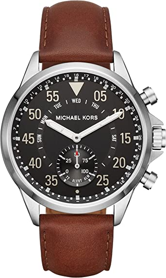 Michael Kors Gage Stainless Steel Hybrid Smart Watch