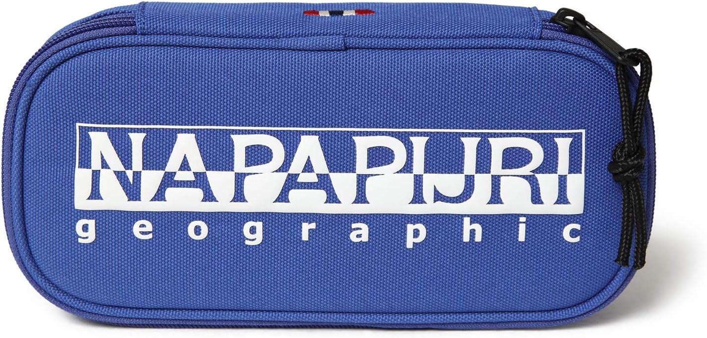 Napapijri Happy Po Re - Estuche (22 cm), Azul Marino. (Azul) - NP0A4EA2: Amazon.es: Equipaje