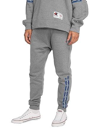 Champion Pantalon de survêtement Rib Cuff Pants - Ref. 212275-EM504 - S 5aa17b17ba4