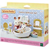 Sylvanian Families Country Bathroom Set Furniture Toy