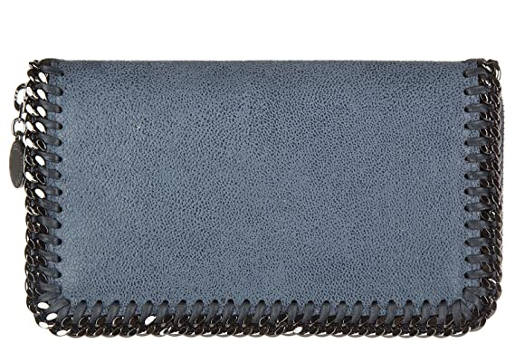 bas prix 9b686 2c3f8 Stella McCartney portefeuille porte-monnaie femme deux plis ...