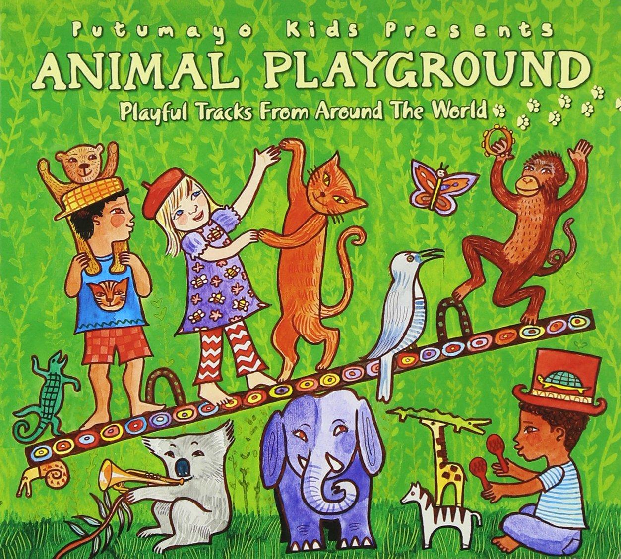 Putumayo Animal Playground