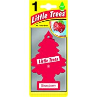 Little Tree Strawberry Paper Air Freshener