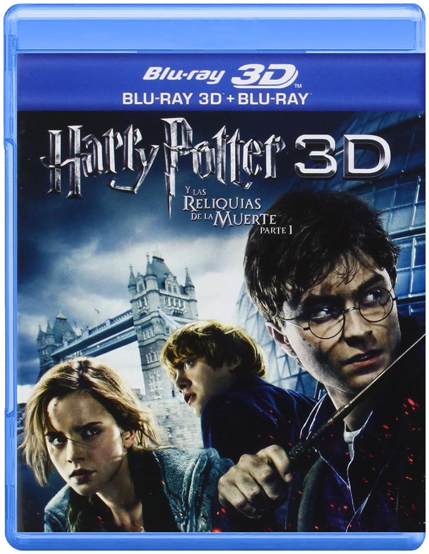Harry Potter y las reliquias de la muerte Partes 1 y 2 Pack 3D Blu-ray: Amazon.es: Daniel Radcliffe, Alan Rickman, Emma Watson, Rupert Grint, David Yates, Daniel Radcliffe, Alan Rickman: Cine y