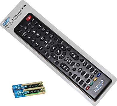 HQRP Mando a Distancia Universal para televisores de Sanyo FVM5082 ...