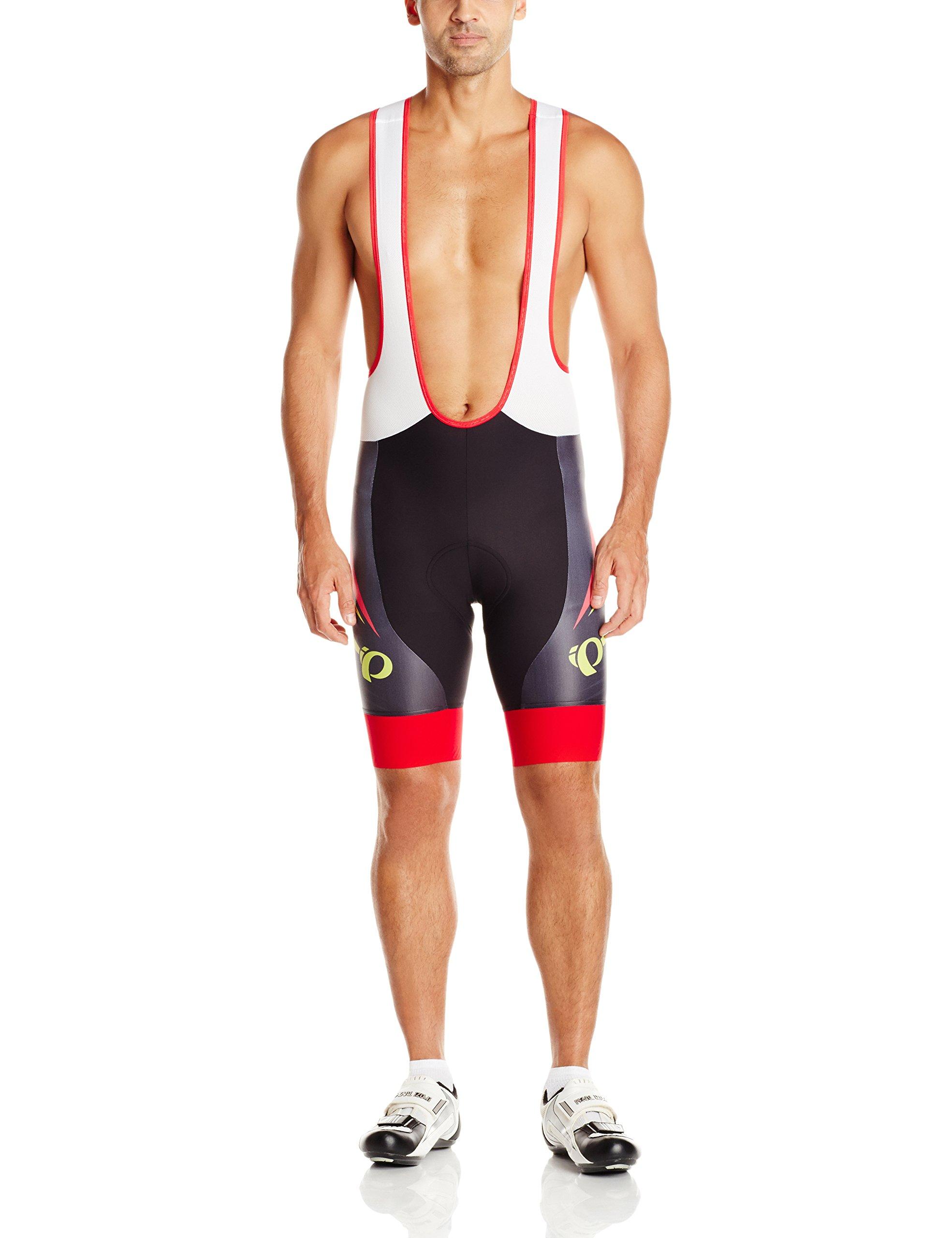 Pearl Izumi - Ride Men's Pro Pursuit Bib Shorts, Habanero, Medium