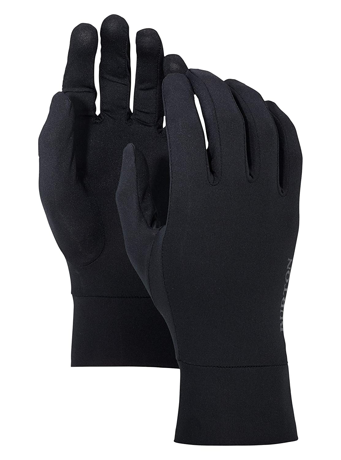 Burton Touchscreen Liner Gloves, True Black, Small/Medium Burton Snowboards 103191