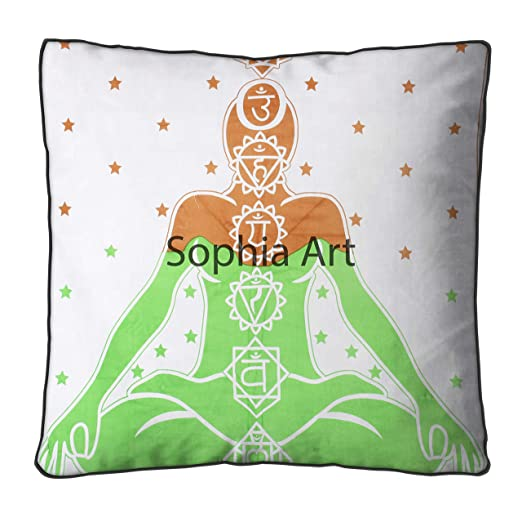 Sophia Art Meditación Buddha Yoga Grande Suelo Almohada ...