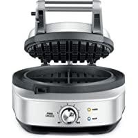 Breville BWM520XL Brushed Stainless Steel Round Waffle Maker