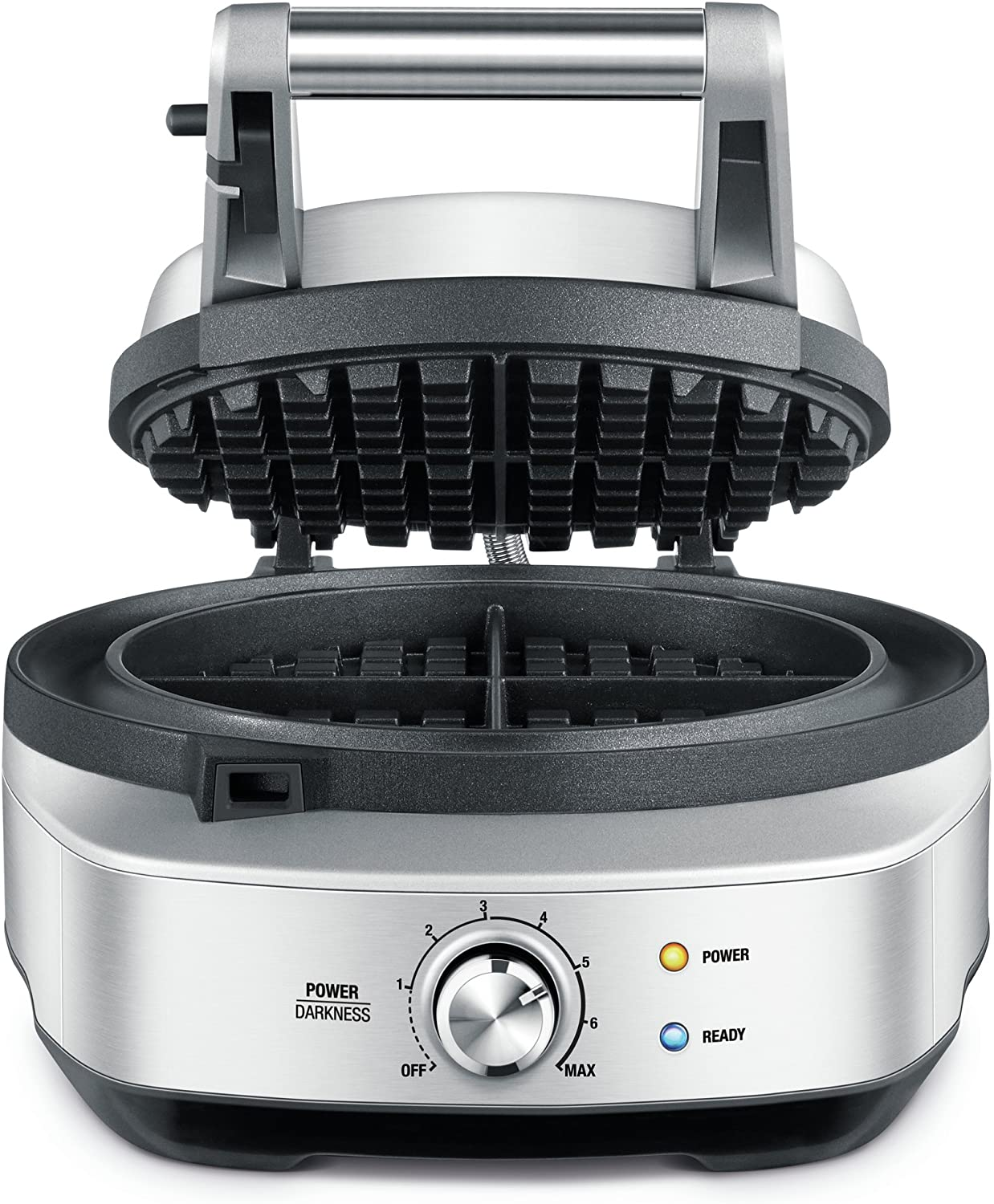 Breville BWM520BSS The No Mess Waffle Maker Review
