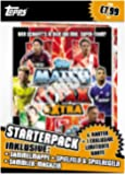 Topps TO30799 - Match Attax Extra, Starterset