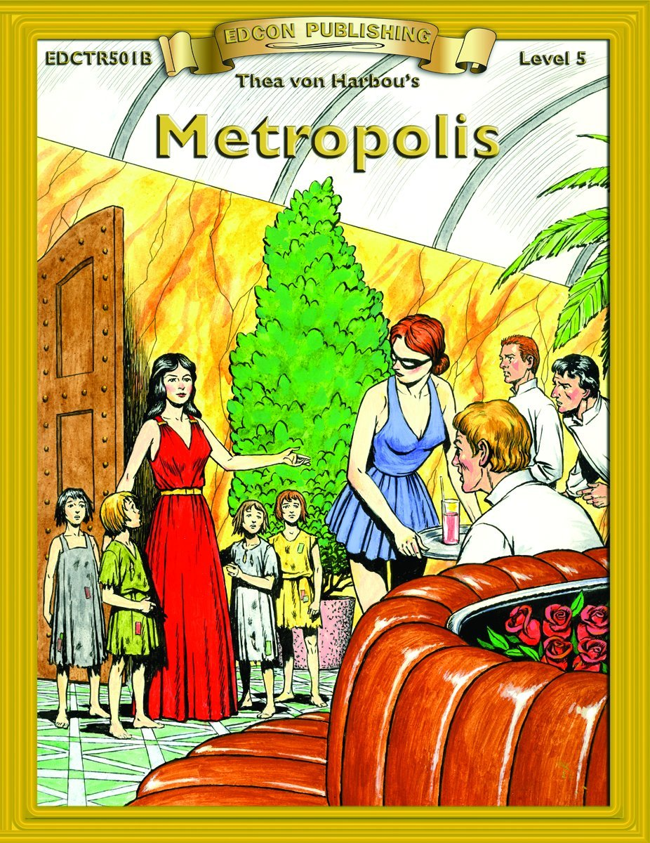 Metropolis (Bring the Classics to Life: Level 5) pdf epub
