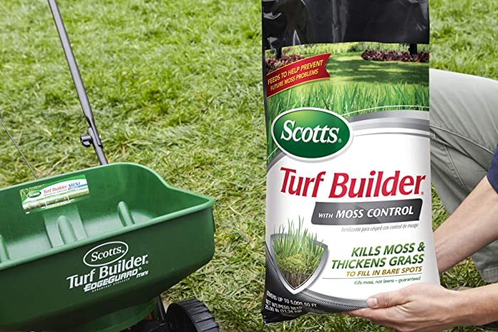 Control Lawn Moss with Chemicals